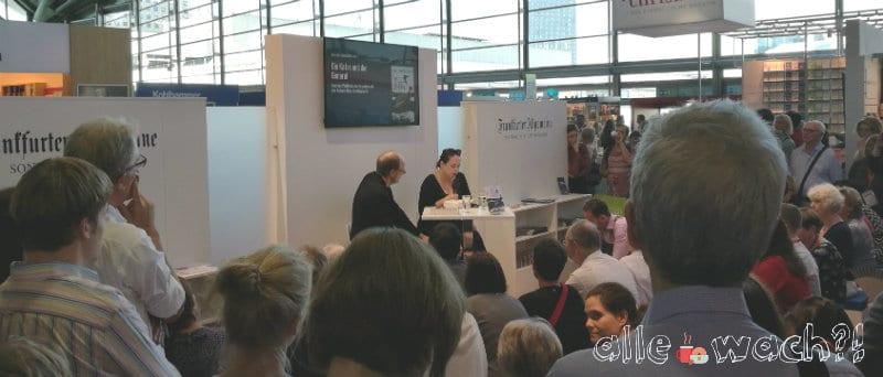 Nino Haratischwili auf der Buchmesse 2018