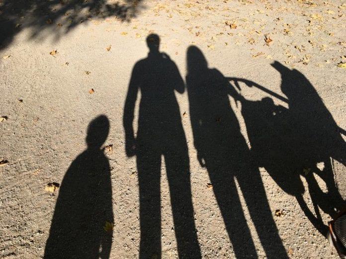 Das sind wir vier