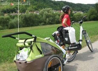 Fahrradreise mit Kindern - Kochertalradweg