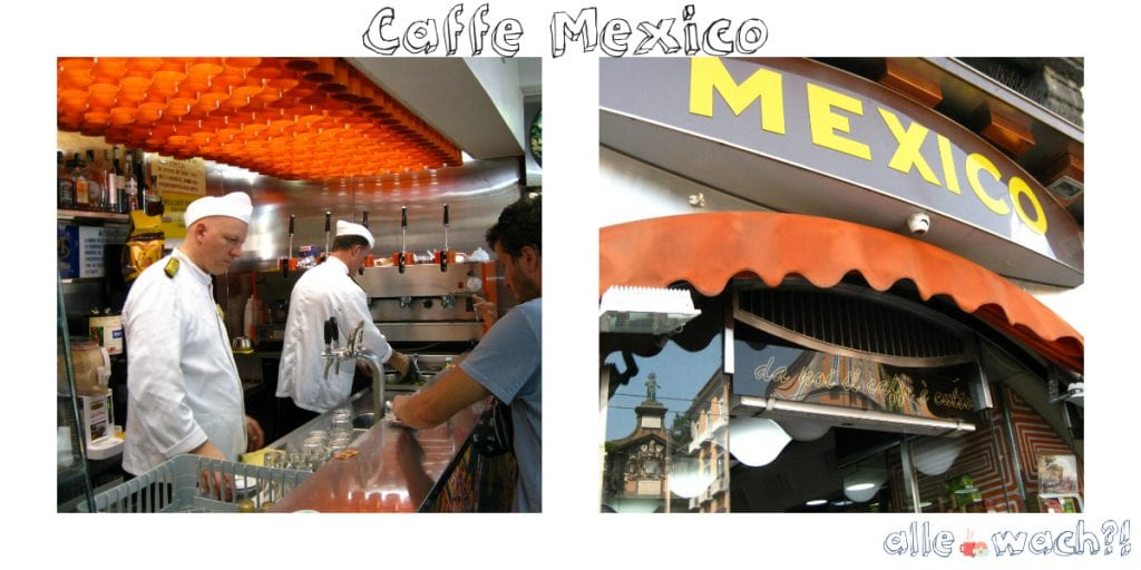 caffe mexico in Neapel