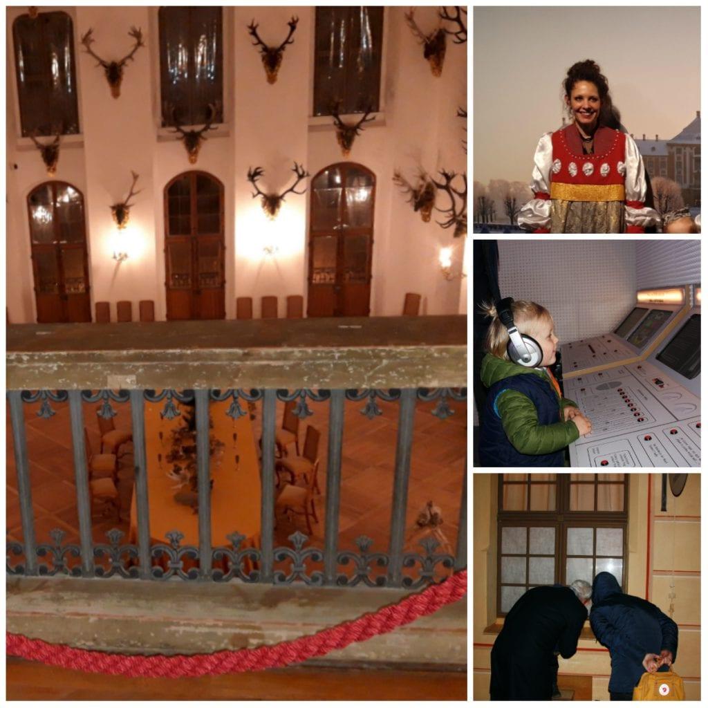 """Ausstellung """"Drei Haselnüsse für Aschenbrödel"""" im Schloss Moritzburg"""