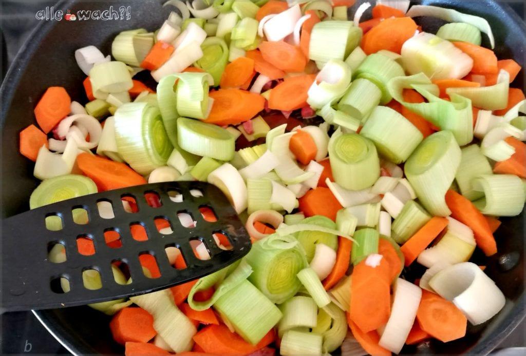 Rezept Gemüse Quiche fettarm