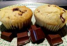Rezept Kinderschokolade Muffins