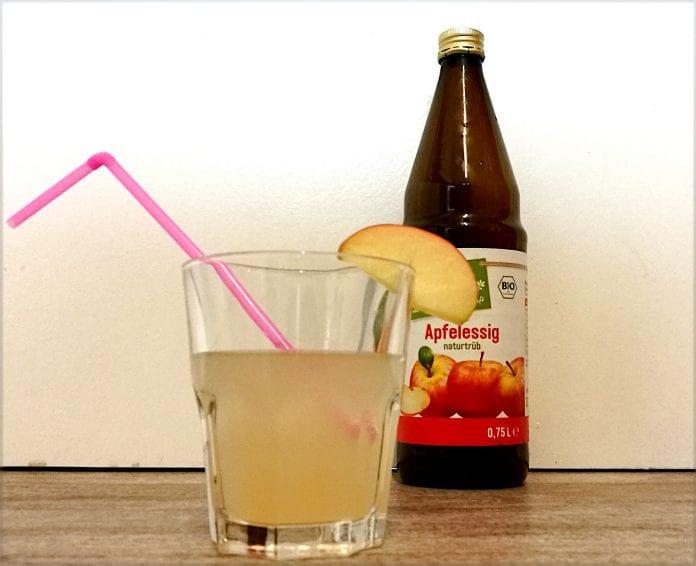 Apfelessig trinken stärkt das Immunsystem