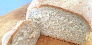 Rezept Buttermilchbrot aus Hefeteig