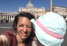 Rom mit Kindern Petersdom