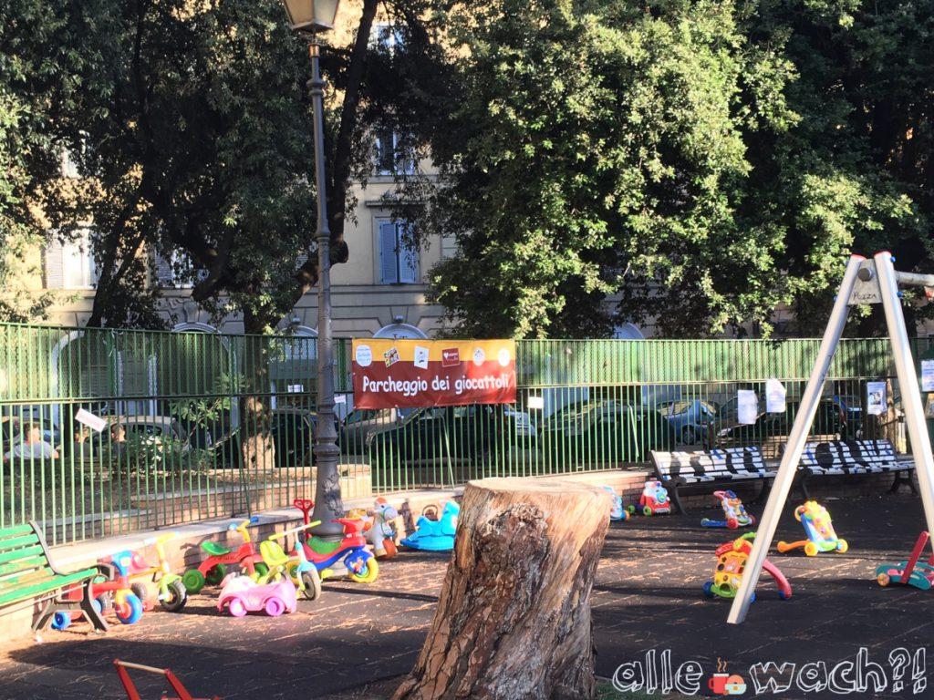 Spieplatz in Rom