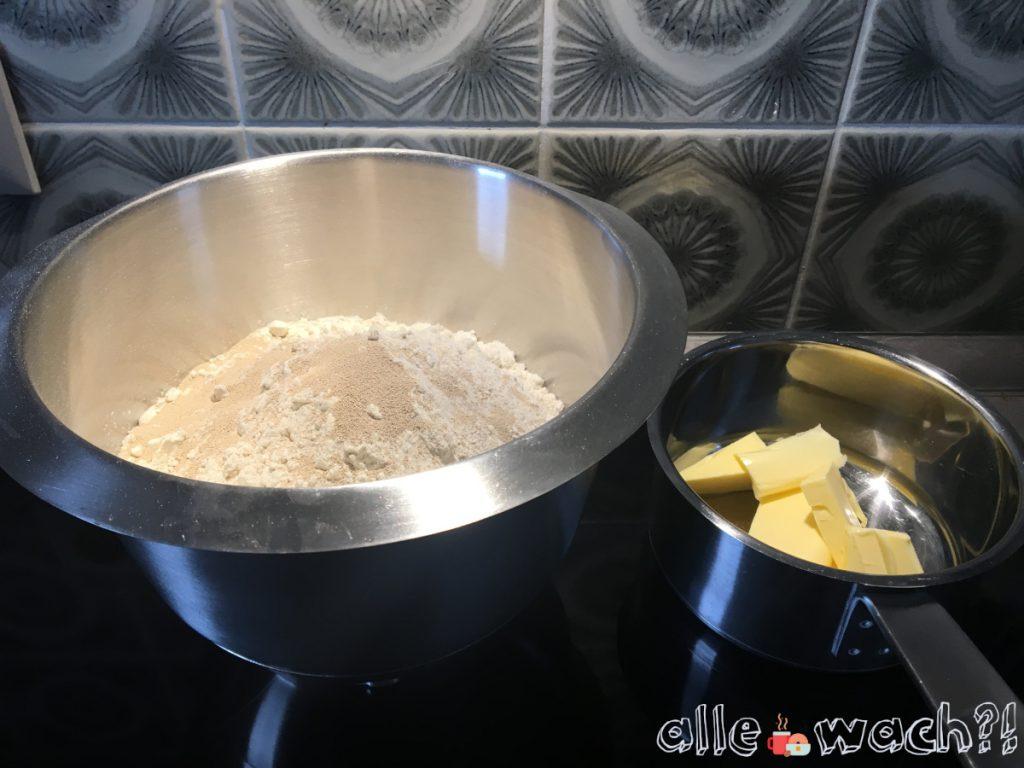 Rezept Burger Buns Dinkel