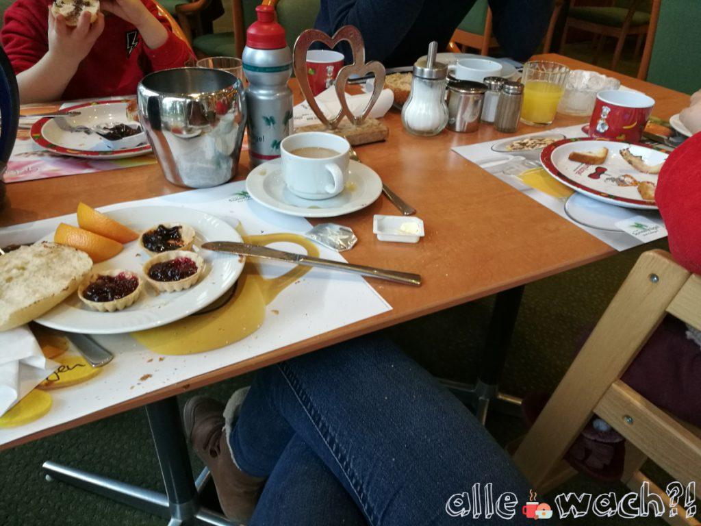 Familotel Sonnenhügel Frühstück