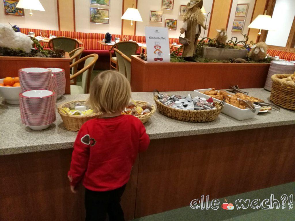 Familotel Kinderbuffet
