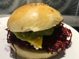 Rezept Rote Bete Burger