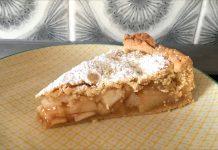 Rezept gedeckter Apfelkuchen ohne Rosinen
