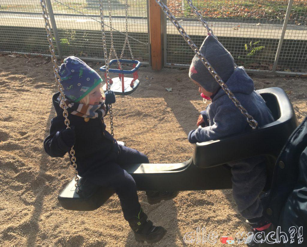 Dresden mit Kindern: Spielplatz Innenstadt
