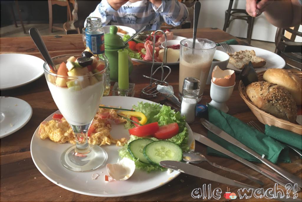 Frühstücken in Weimar Café Wünsch dir was
