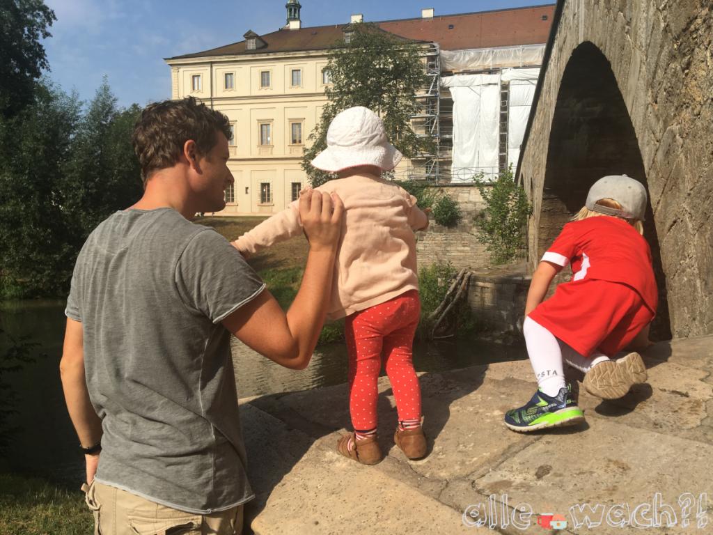 Sternbrücke Klettern Weimar mit Kindern