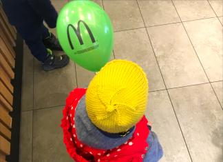 Weihnachten McDonalds Familienfreundlich