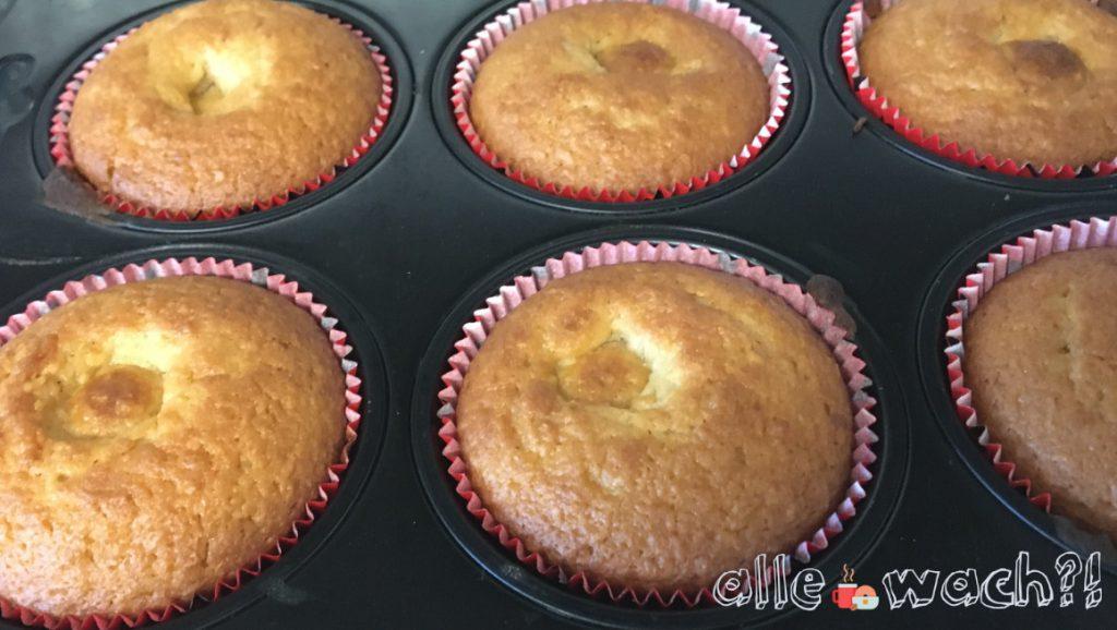 Raffaello Muffins Cupcakes Kokos