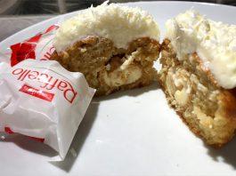 raffaello Muffins Kokosfrosting