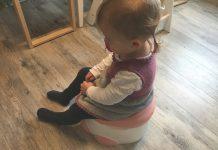 TöpfchentrainingTipps Bumbo Toiletten trainer