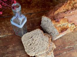 Rezept Dinkel Roggen Vollkorn Brot