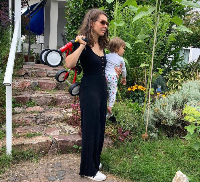 Jumpsuits praktische Kleidung für Mamas